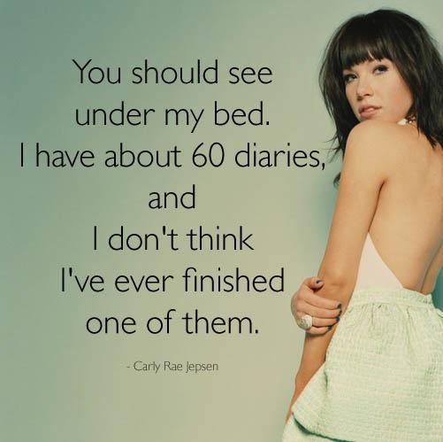 Carly Rae Jepsen's quote #5