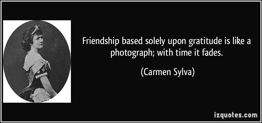Carmen Sylva's quote