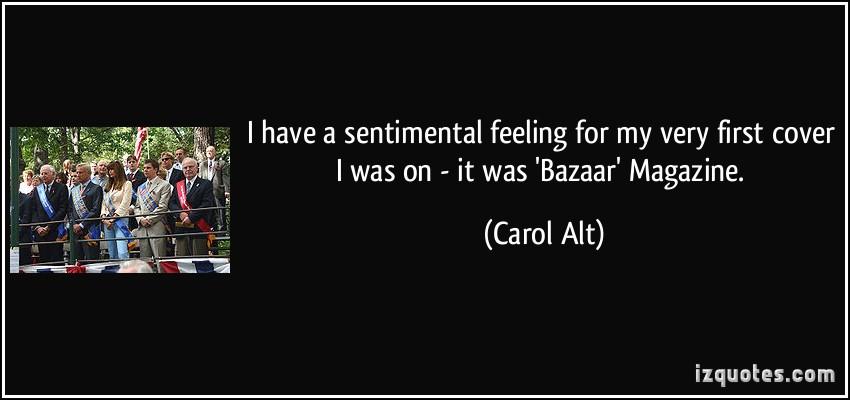 Carol Alt's quote #5