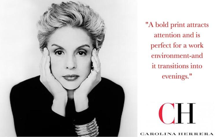 Carolina Herrera's quote #8