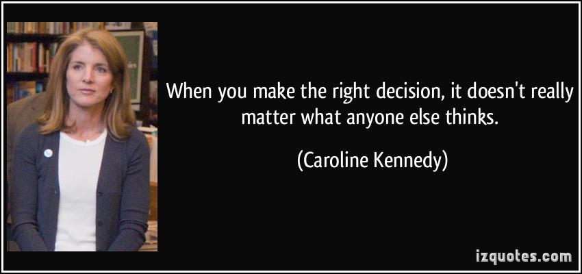 Caroline Kennedy's quote #2