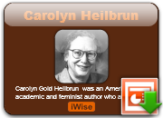 Carolyn Heilbrun's quote #2
