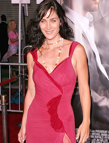 Carrie-Anne Moss's quote #1