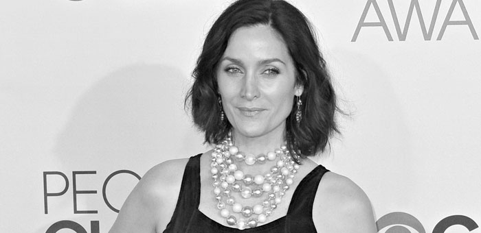 Carrie-Anne Moss's quote #6