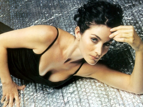 Carrie-Anne Moss's quote #4