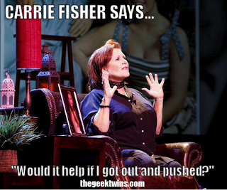 Carrie Fisher's quote #8