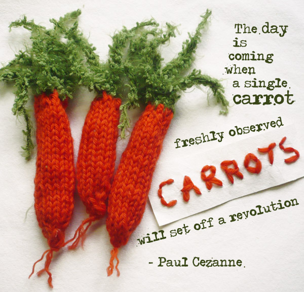 Carrots quote #1