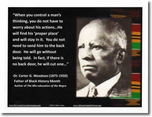 Carter G. Woodson's quote #3
