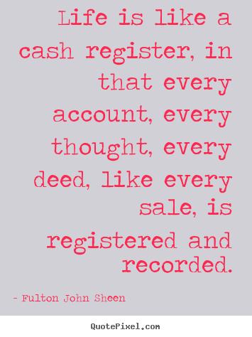 Cash Register quote #1