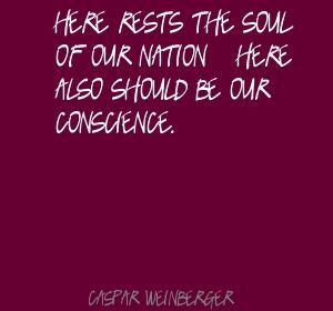 Caspar Weinberger's quote #2