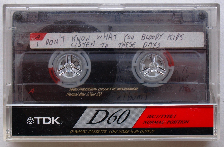 Cassettes quote #2