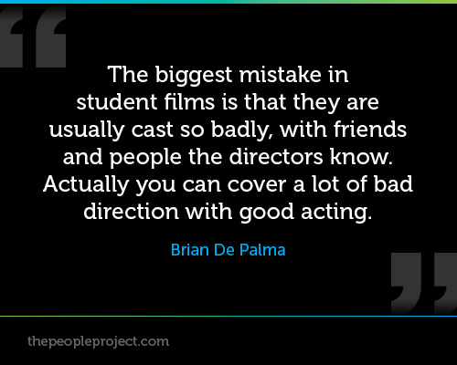 Casting Director quote #2