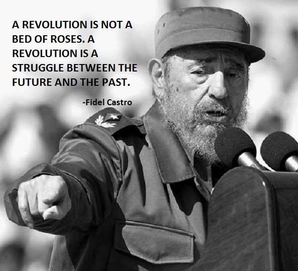Castro quote #1