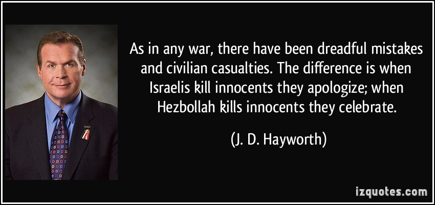 Casualties quote #1