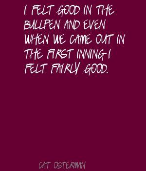 Cat Osterman's quote #6