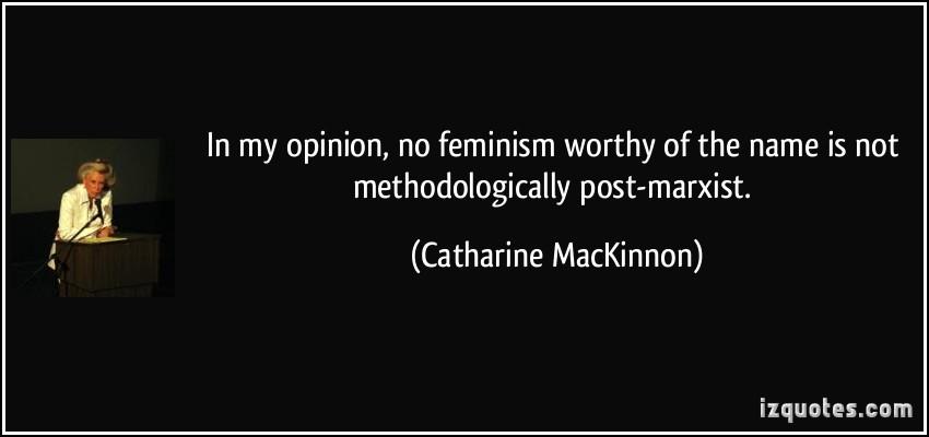 Catharine MacKinnon's quote #6