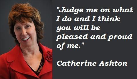 Catherine Ashton's quote #3