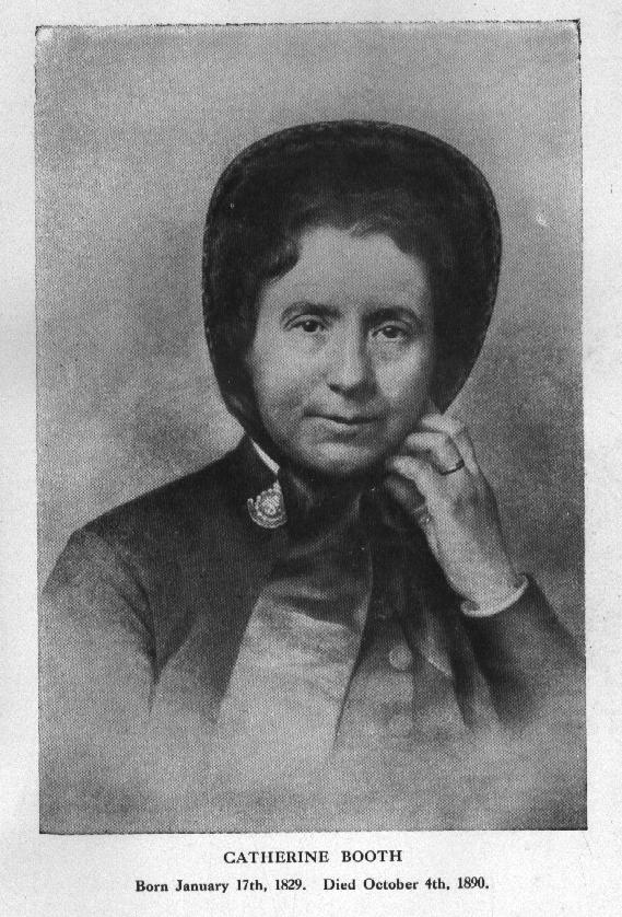 Catherine Booth's quote