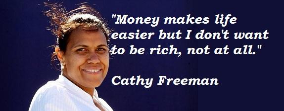 Cathy Freeman's quote #2