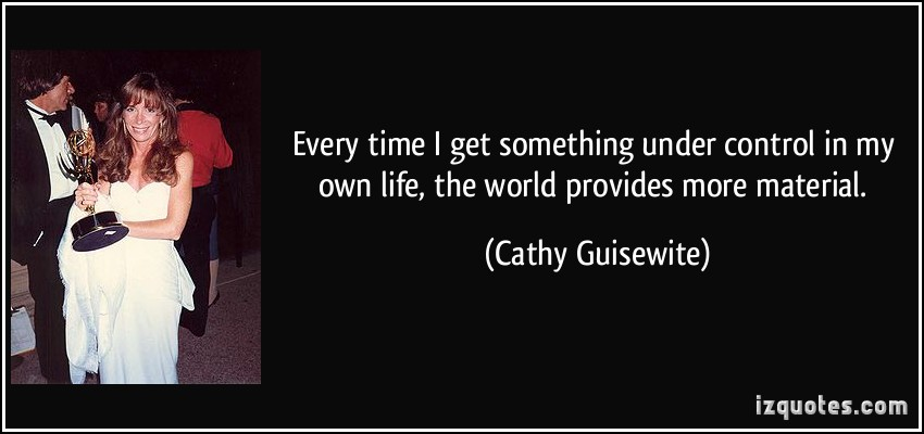 Cathy Guisewite's quote #4