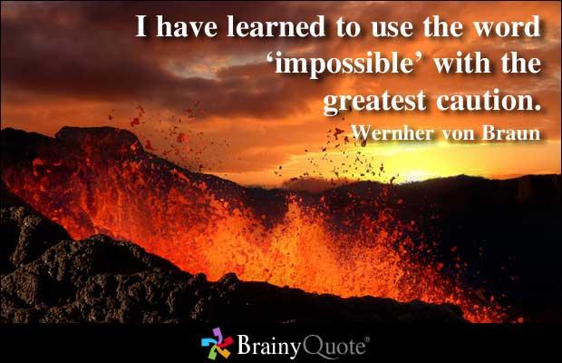 Cautious quote #2