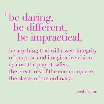 Cecil Beaton's quote #3