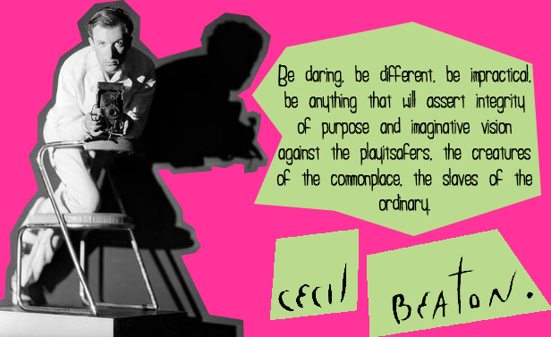 Cecil Beaton's quote #1
