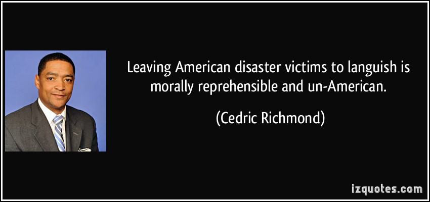 Cedric Richmond's quote #1