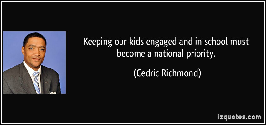 Cedric Richmond's quote #2