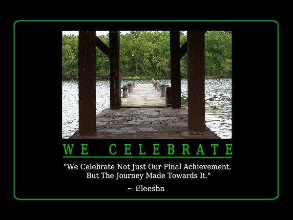 Celebrate quote #7