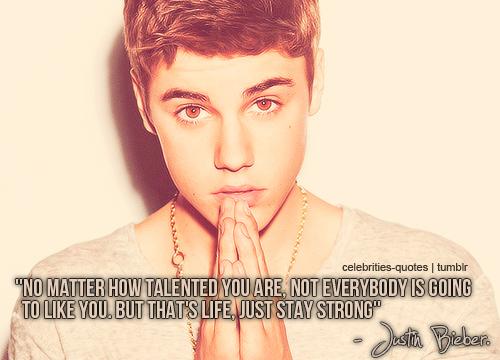 Celebrities quote #1
