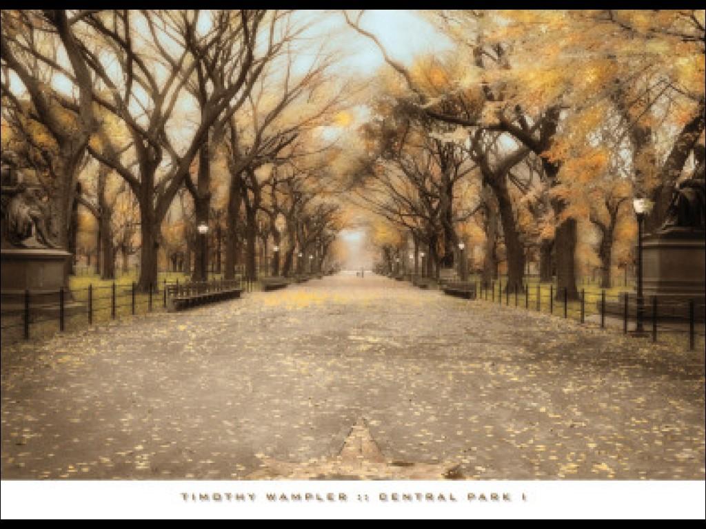 Famous Quotes About 'Central Park'