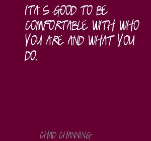 Chad Channing's quote #1