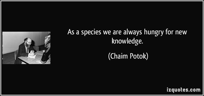 Chaim Potok's quote #2