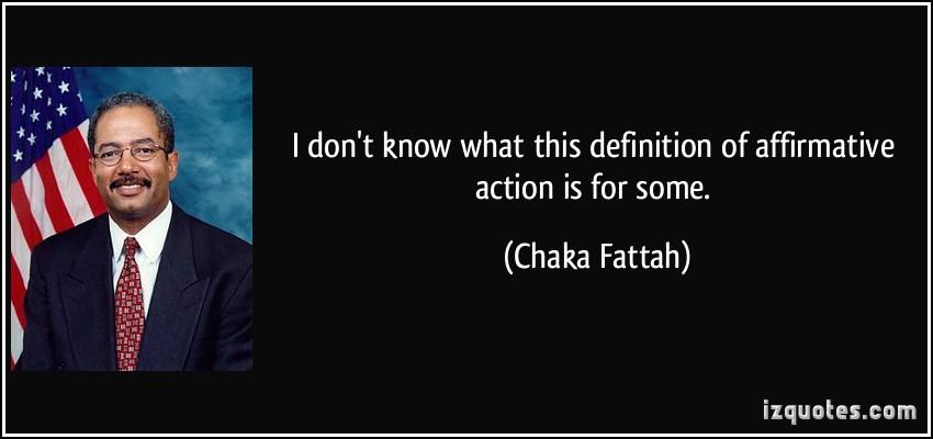 Chaka Fattah's quote #6