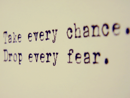 Chances quote #2