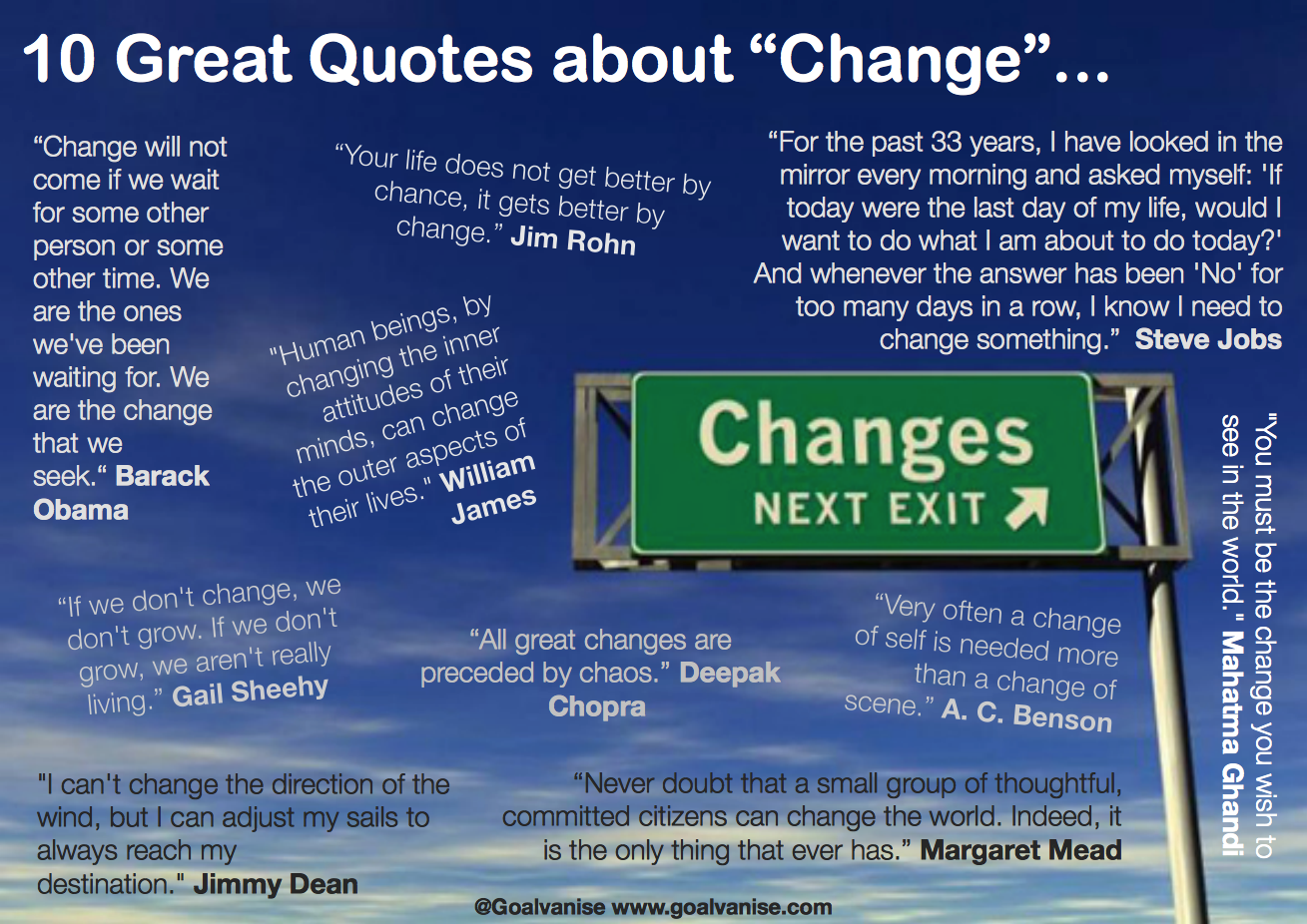 Changes quote #4