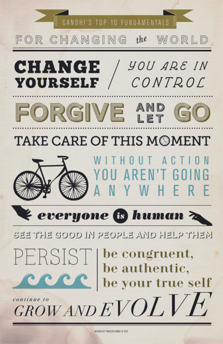Changing The World quote #1