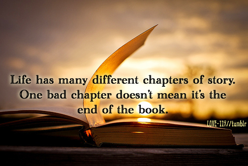 Chapters quote #1