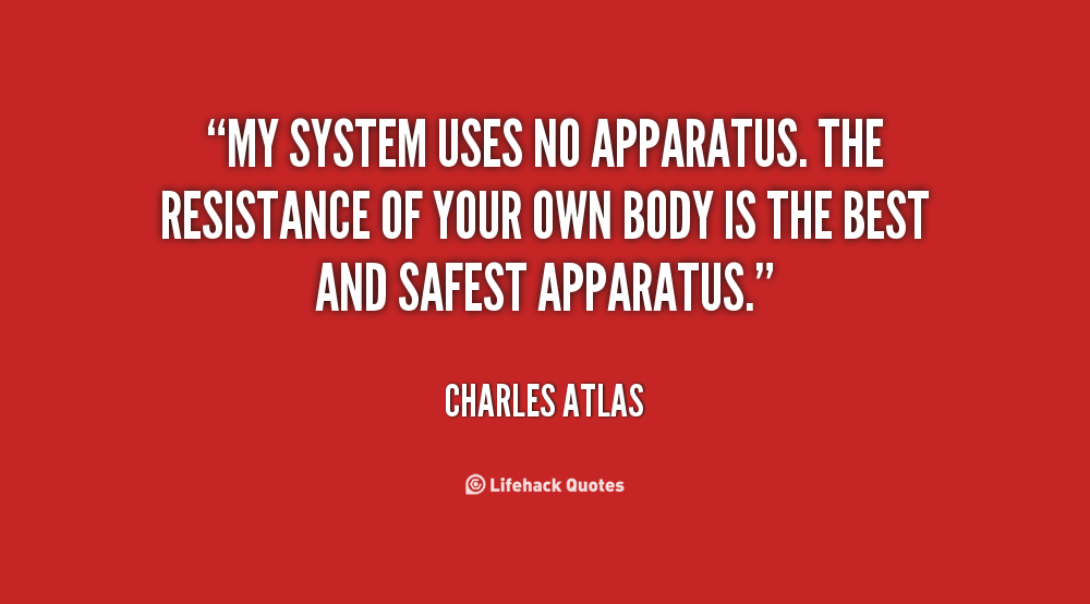 Charles Atlas's quote #3