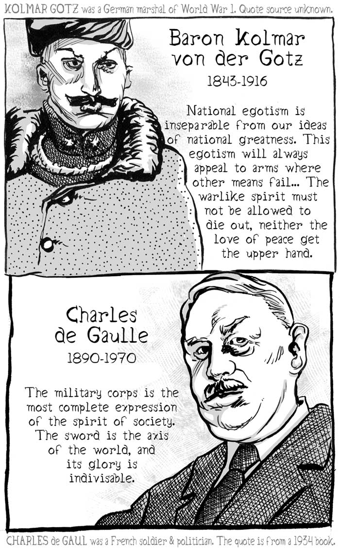 Charles de Gaulle's quote #8