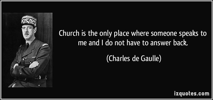 Charles de Gaulle's quote #6