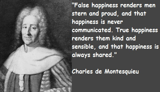 Charles de Montesquieu's quote #5