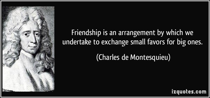 Charles de Montesquieu's quote #1