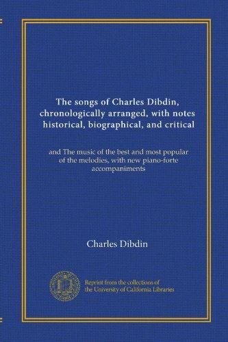 Charles Dibdin's quote #1