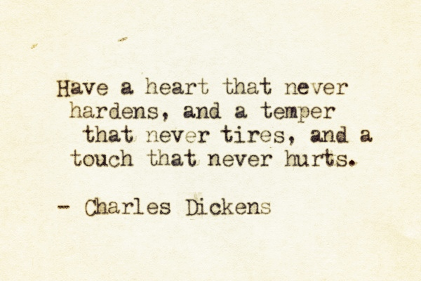 Charles Dickens's quote #2