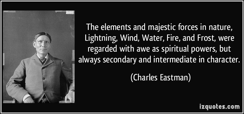 Charles Eastman's quote #4