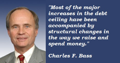 Charles F. Bass's quote #1