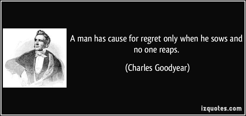 Charles Goodyear's quote #1