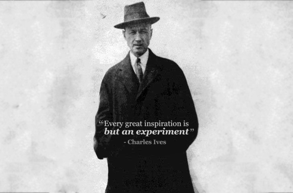 Charles Ives's quote #2